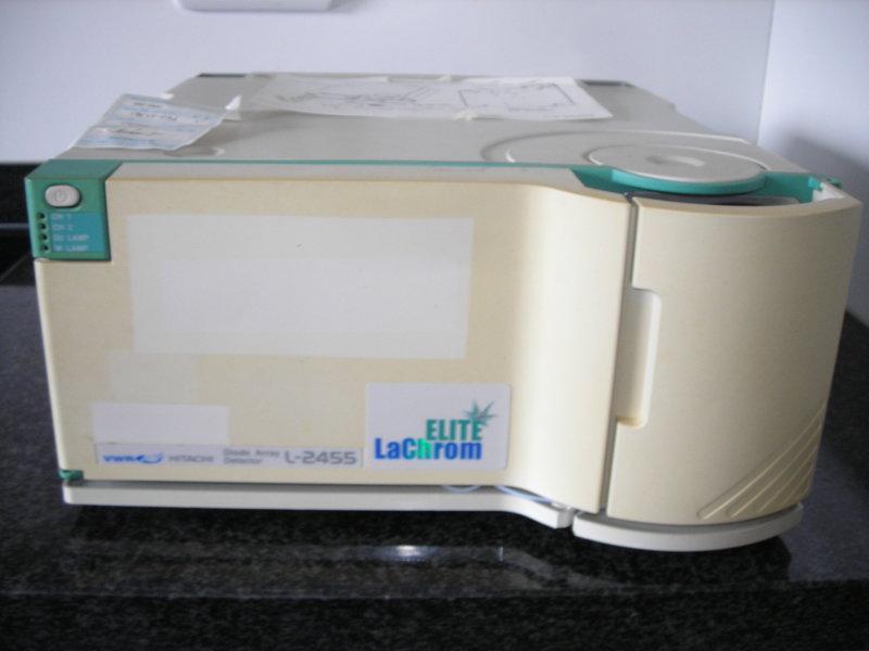 Merck Hitachi LaChrom Elite L-2455 DAD/ Diodenarray Detector
