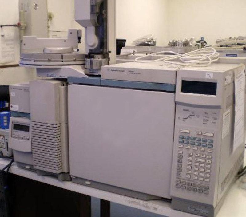 Agilent 5973 N Network GC/MSD- System