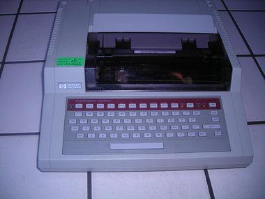 Integrator Hewlett Packard 3396 Serie II