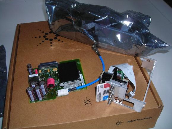 Agilent GC- 6890 NPD Detektor neu