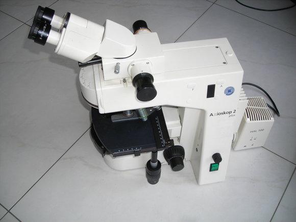 Zeiss Axioskop 2 plus