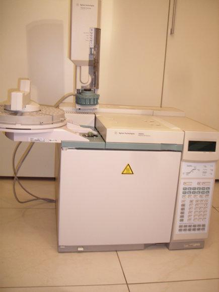 Agilent GC 6890 N Network Gaschromatograph/FID