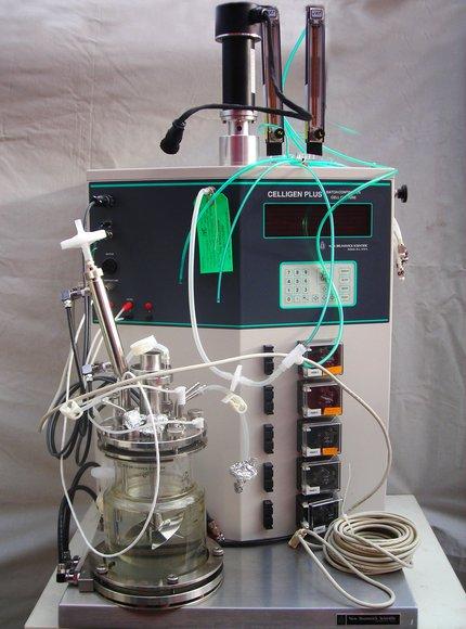 Fermenter Bioreactor New Brunswick Eppendorf Model