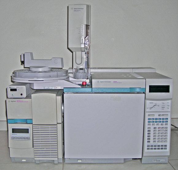Agilent GC/MSD GC 6890N/MSD 5973 Network