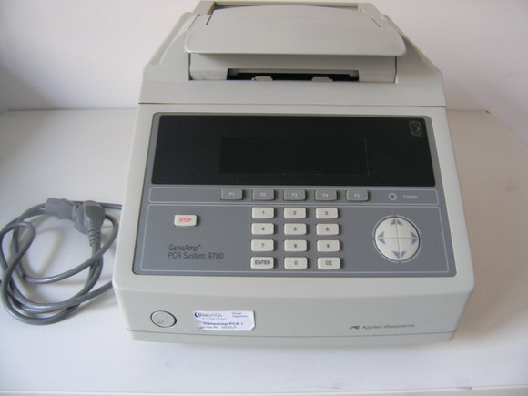 Gene Amp PCR Cycler