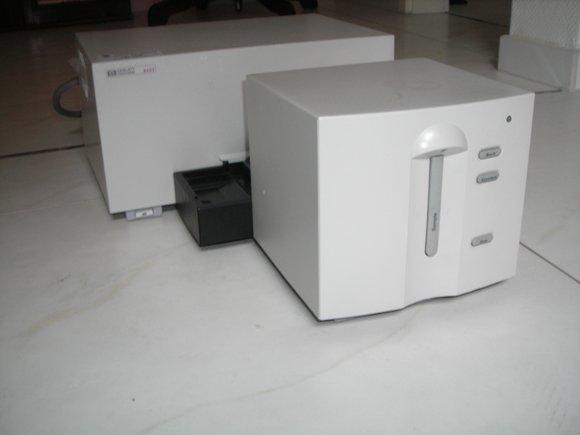 Agilent/HP 8453 Diodenarray Spektrophotometer