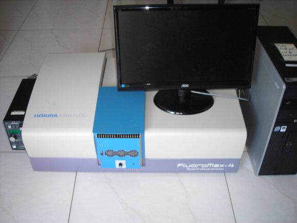 Horiba FluoroMax-4 Fluoreszenz Spektrometer