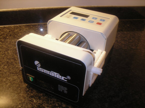 Ismatec IPC-8 Schlauchpumpe