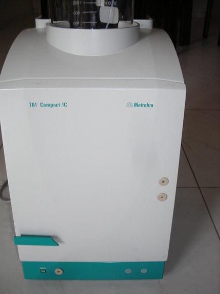 Metrohm Compact IC 761 Ionenchromatograph