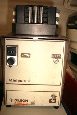 Peristaltische Schlauchpumpe Desaga W 70