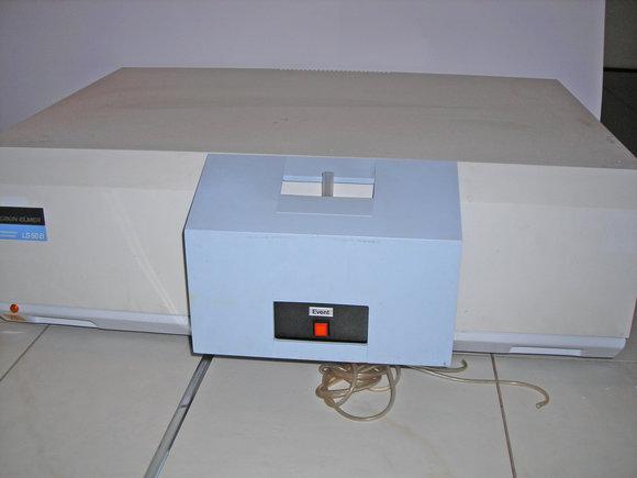 Perkin Elmer LS 50B Fluoreszenz Spektrophotometer