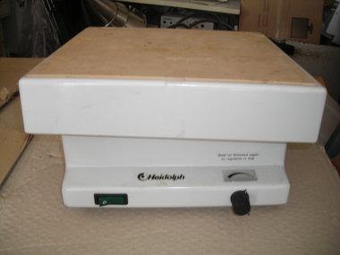 Shaker Heidolph Reax 3