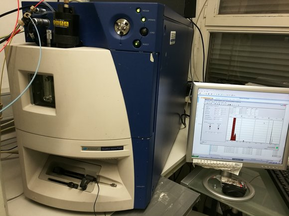 Waters Micromass Quattro-Micro MS-MS Mass Spectometer