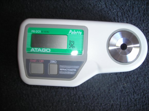 Refractometer digital Atago Pro 201